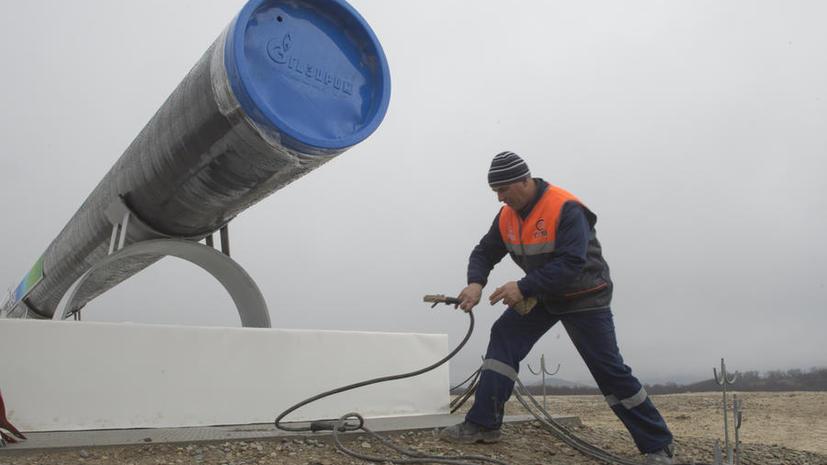 За двумя зайцами: Болгария, не получив денег от ЕС, опять хочет строить «Южный поток»