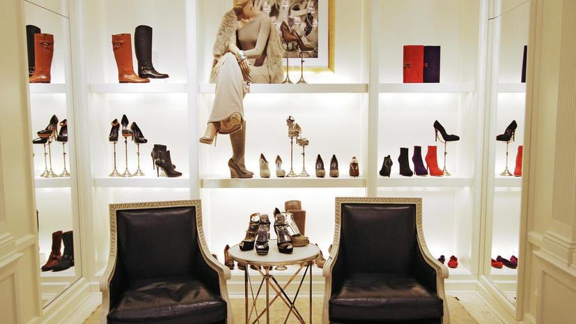 Российские предприниматели просят ввести заградительные пошлины на импортную одежду и обувь