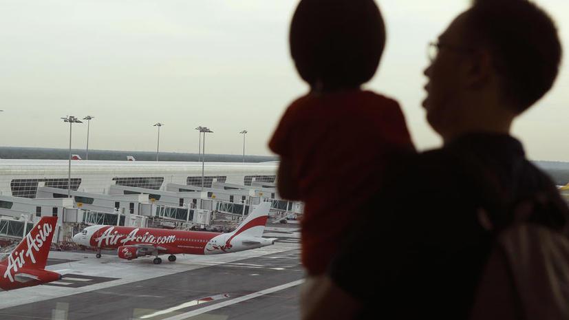 Найдены обломки пропавшего лайнера AirAsia — хронология событий