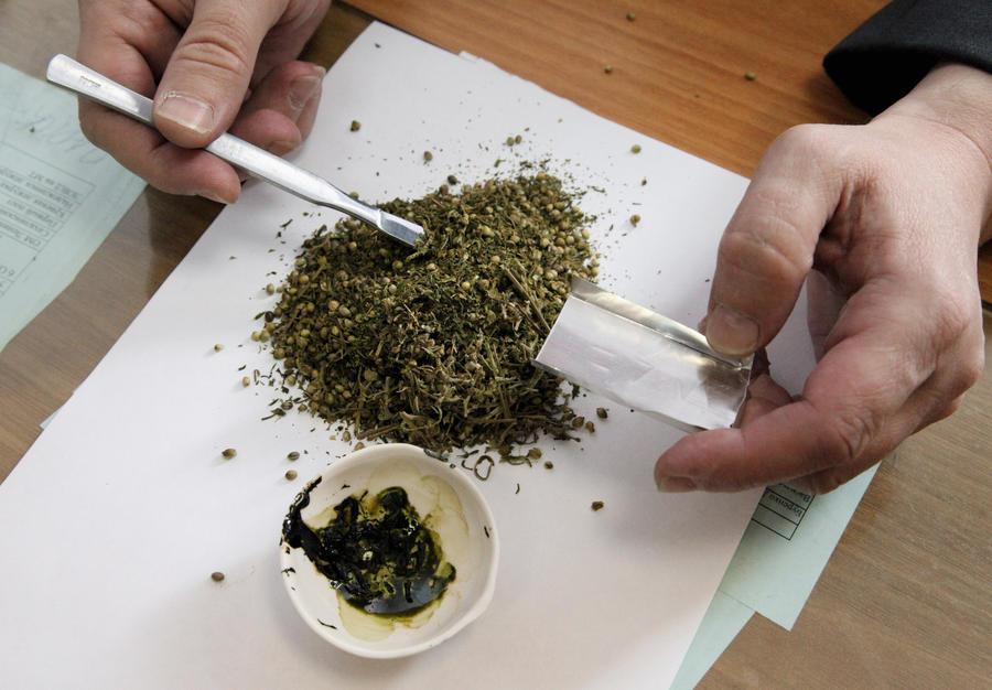 Глава ФСКН: Россия не будет легализовывать марихуану