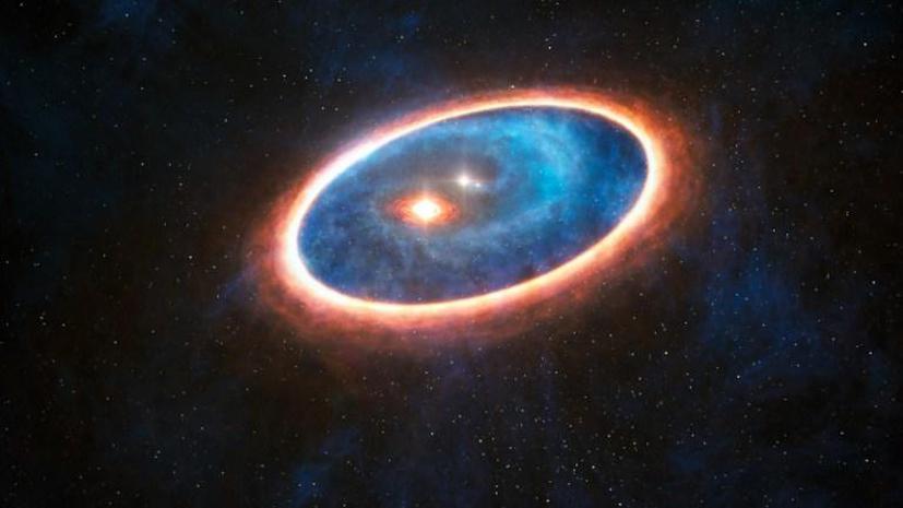 Двойной пульсар, который учёные-астрономы изучали несколько лет, исчез у них на глазах