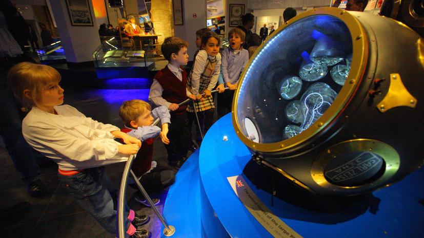 Роскосмос откроет школу космонавтики