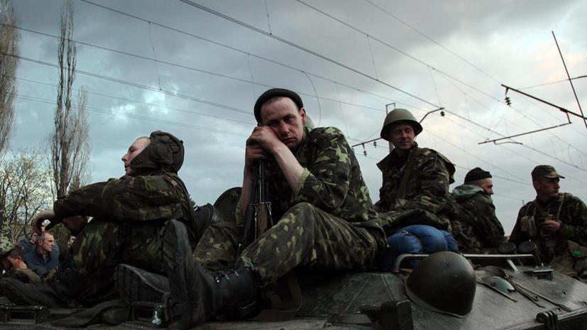 France 24: Заявление Киева об «освобождении» Святогорска – скорее всего, пиар-ход