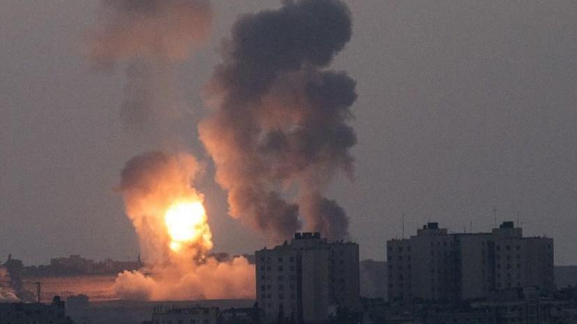 Израиль подвергся ракетной атаке со стороны Сектора Газа, против ХАМАС объявлена военная операция