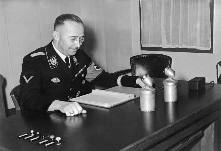 В Израиле обнаружен архив с личными письмами Генриха Гиммлера