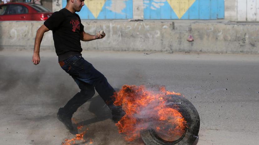 Полиция Израиля вновь закрыла доступ на Храмовую гору из-за беспорядков