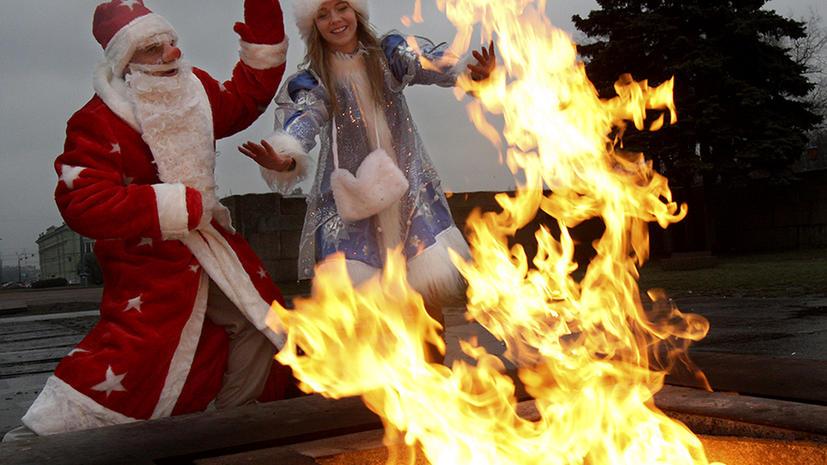 Рождество и Новый год – лучшее время, чтобы умереть