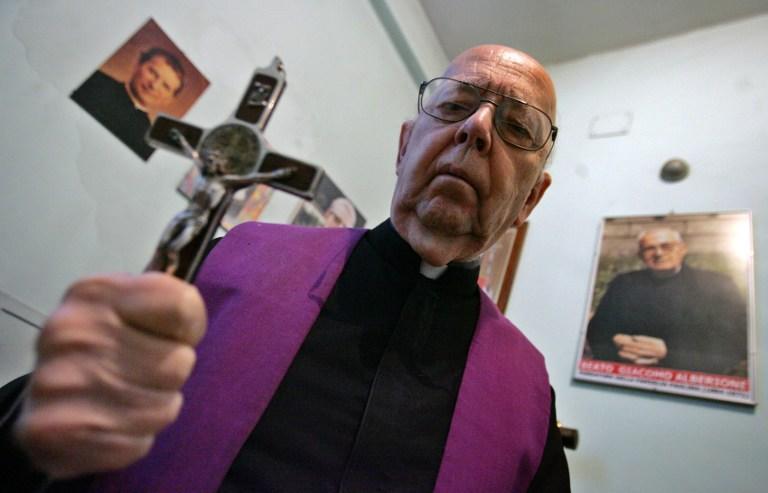 Архиепархия Мадрида нуждается в изгнании дьявола