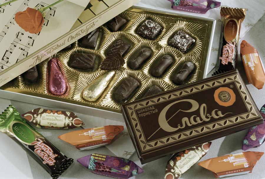 Советскими брендами конфет сможет пользоваться любой производитель