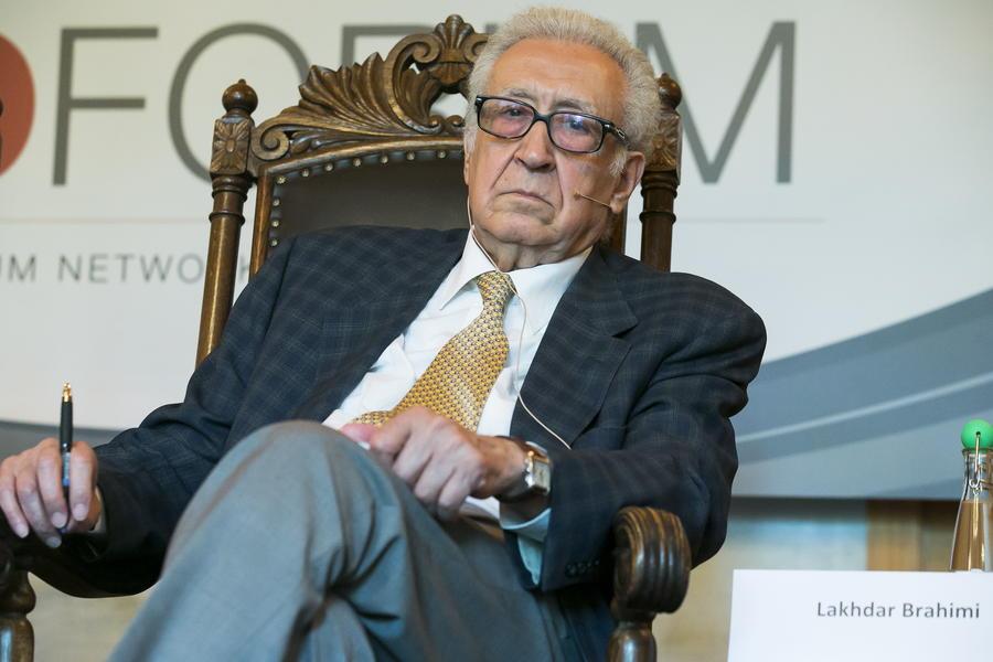 Лахдар Брахими: Сомневаюсь, что конференция по Сирии состоится в июле