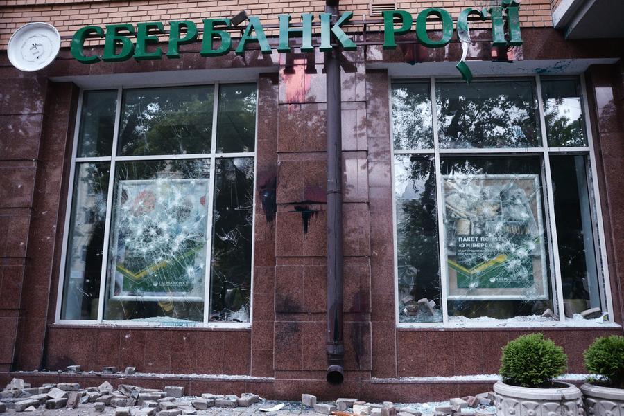 Безопасность по-украински: киевляне скупают решётки и бронедвери на фоне разгула преступности