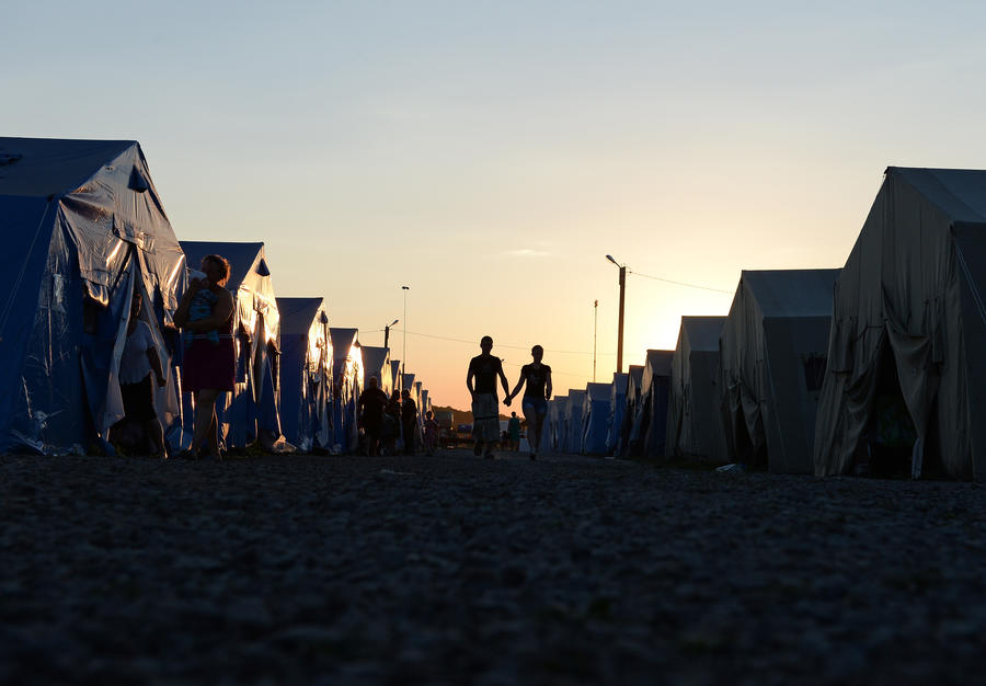 Россия направит беженцев с Украины в те регионы, где есть работа