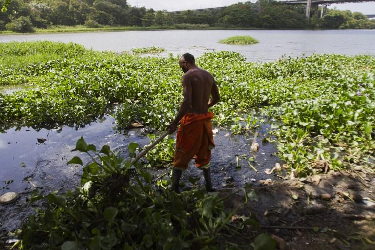 Пресноводные озера могут спасти голодающую Африку