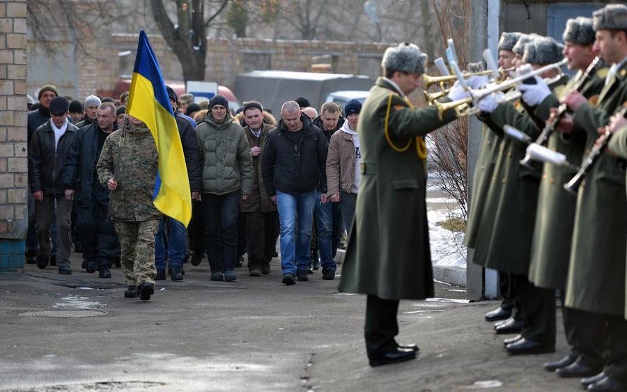 СМИ: Мобилизация на Украине становится круглогодичной