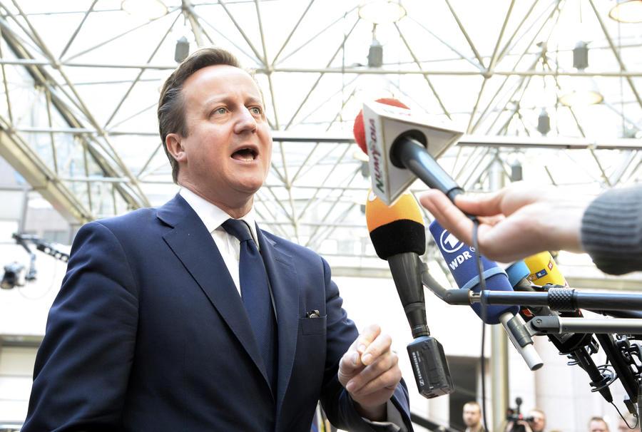 Дэвид Кэмерон: Лидеры ЕС и Киев договорились ускорить подписание Соглашения об ассоциации