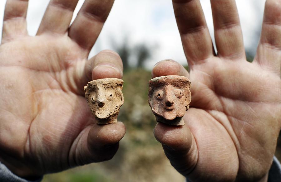 Израильские археологи нашли храм «несогласных» времен царя Соломона