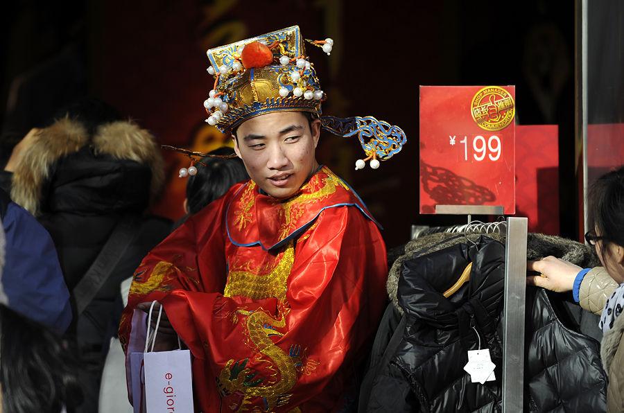 Китай впервые продал больше товаров, чем США