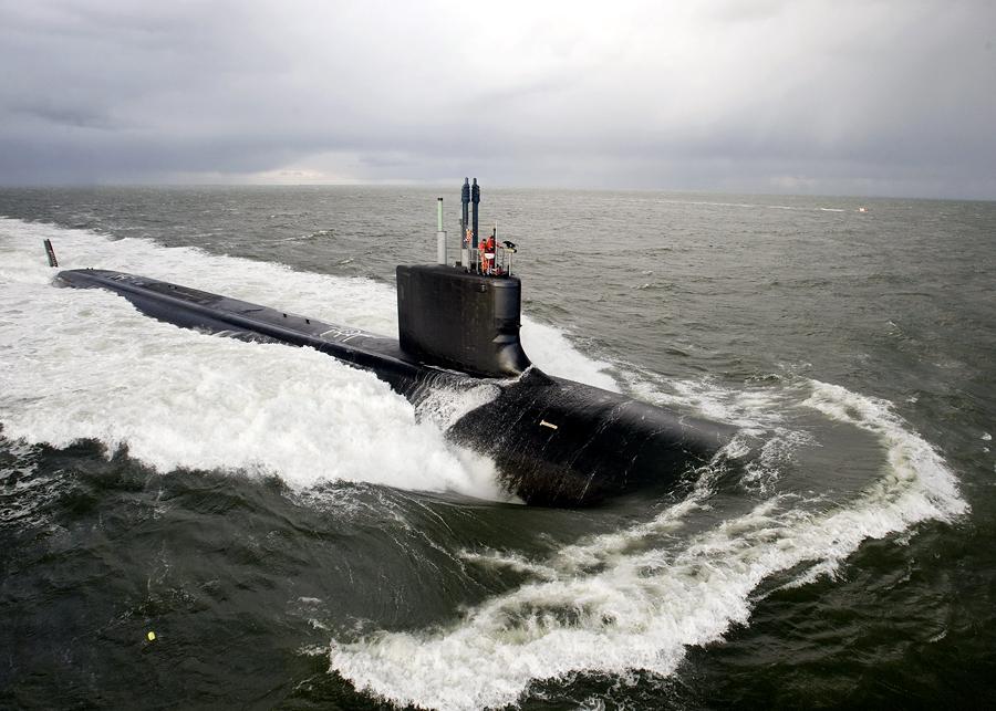 Американский подводник пытался продать военные секреты фальшивым русским