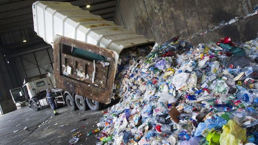 Санкт-Петербург обеспечат электроэнергией из мусора