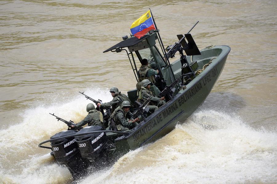 Венесуэла арестовала американское нефтяное судно