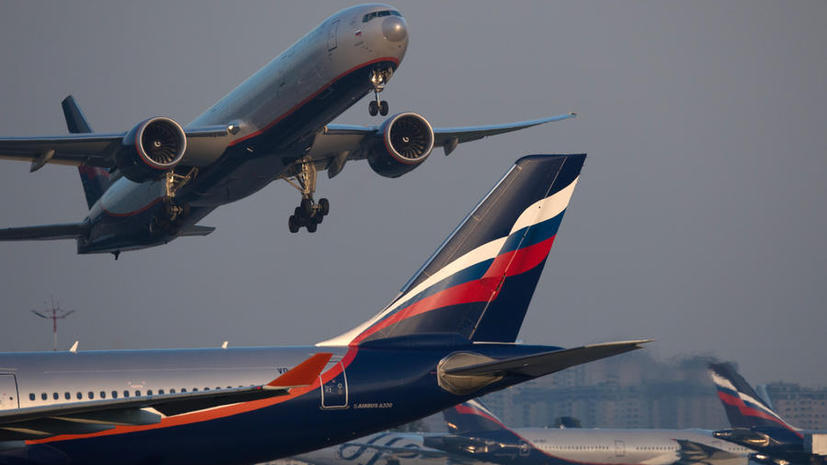 СМИ: В России к лету на треть увеличится число внутренних авиарейсов
