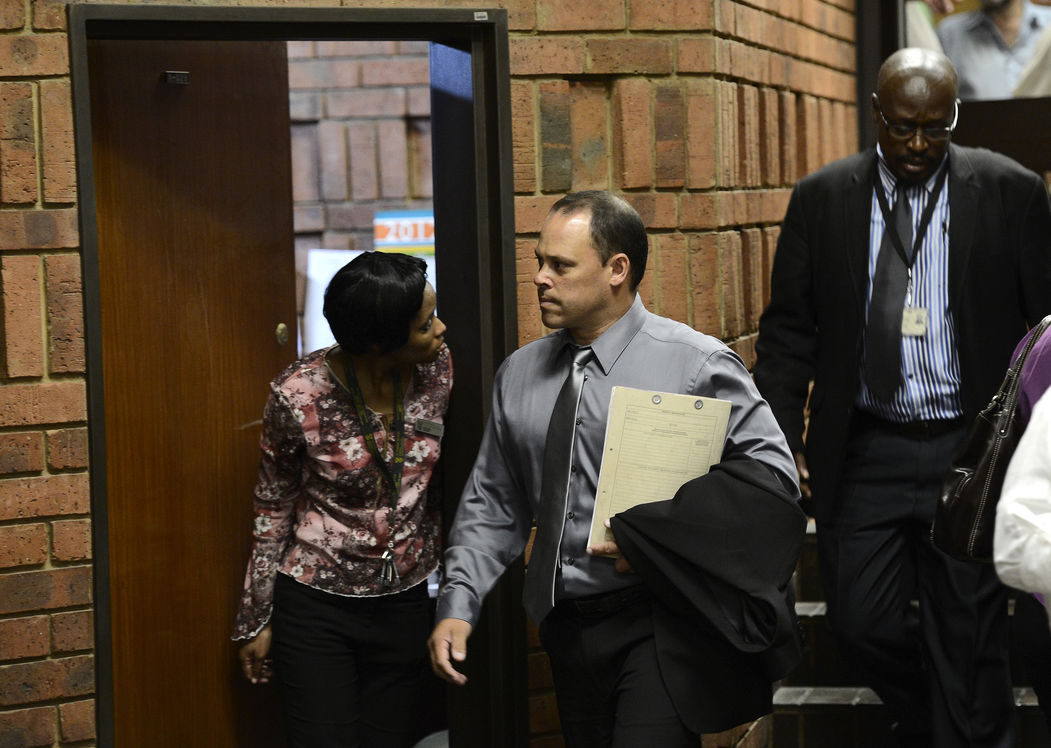 Расследованием дела Писториуса займется другой детектив