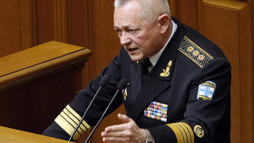Верховная рада не смогла отправить и.о. министра обороны в отставку с первой попытки