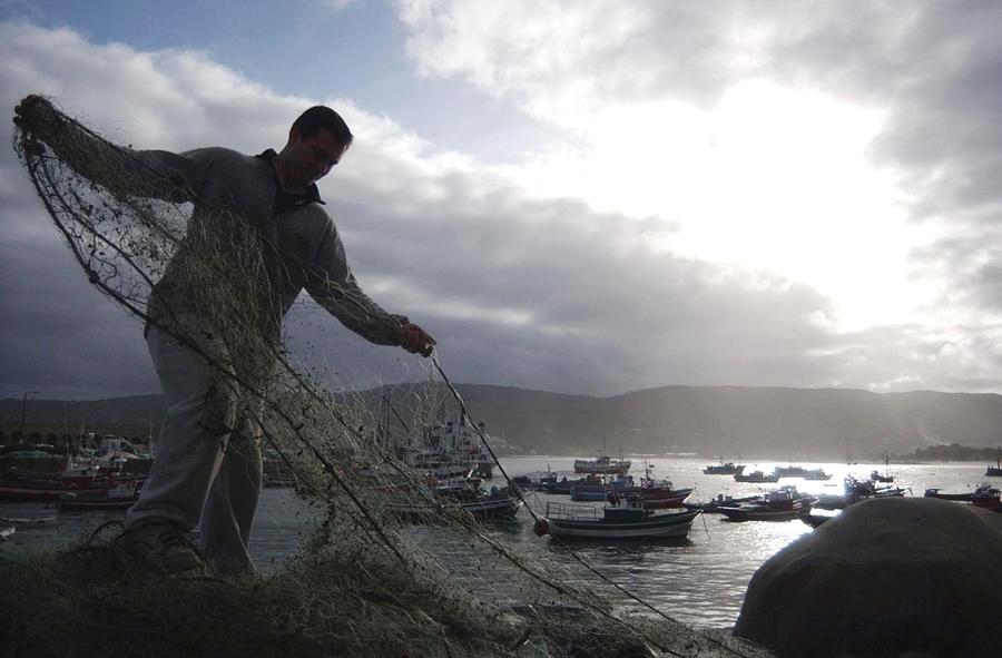 СМИ: Британские рыбаки уверены, что поймали в сети российскую подлодку-шпиона