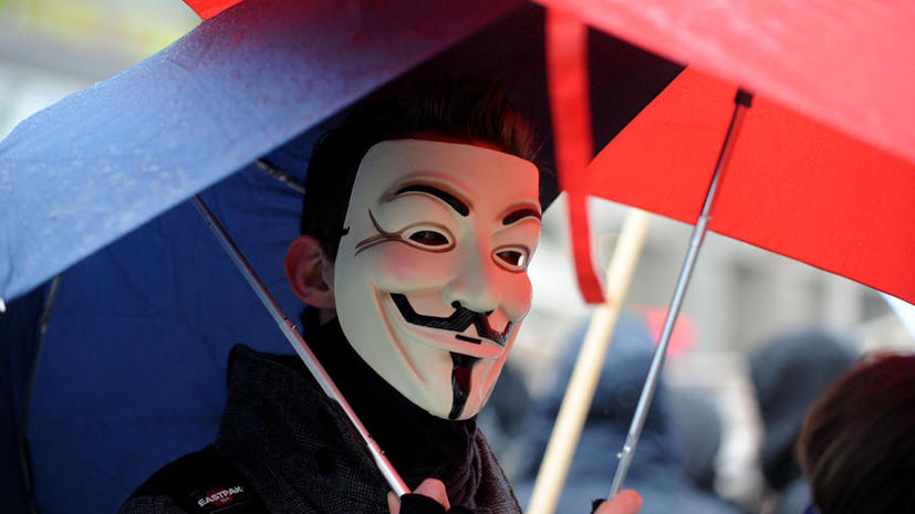 Хакеры Anonymous поддержали Палестину, взломав ряд государственных сайтов Израиля