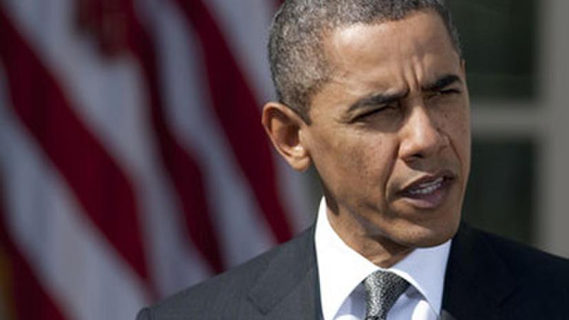 Китайская фирма подала в суд на Обаму