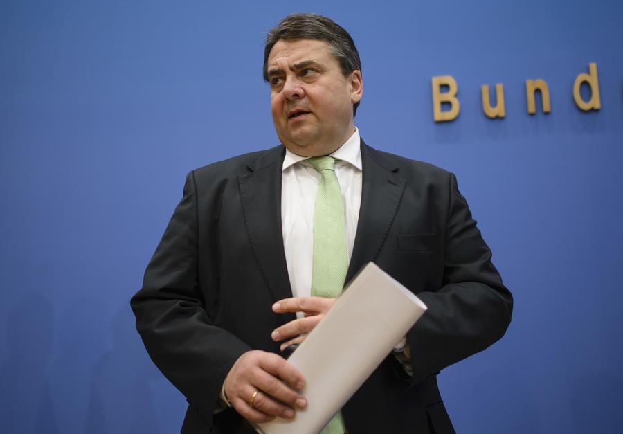 Вице-канцлер ФРГ назвал политику ЕС в отношении Украины непродуманной
