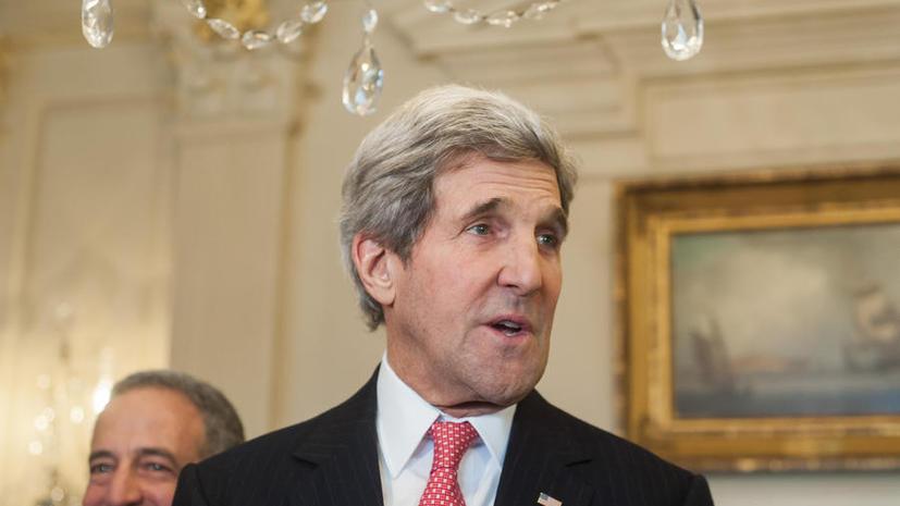 Джон Керри: США могут предоставить Украине кредит размером в $1 млрд