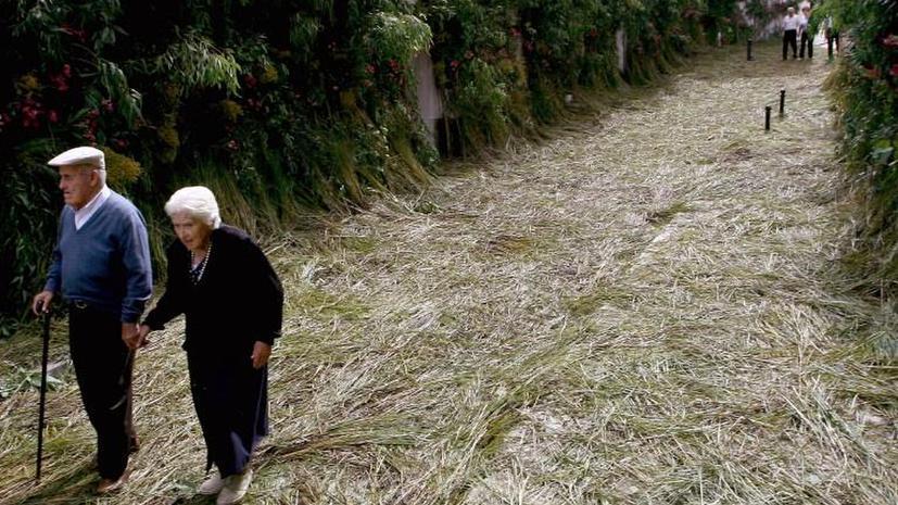 Любовь до гроба: муж и жена прожили вместе 63 года и умерли в один день