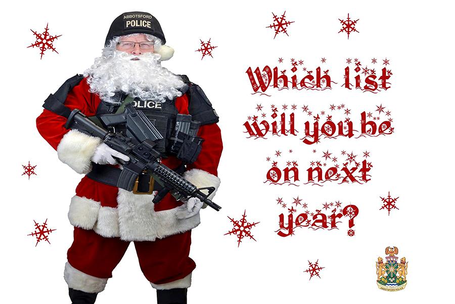 Канадская полиция поздравит наркоторговцев с Рождеством