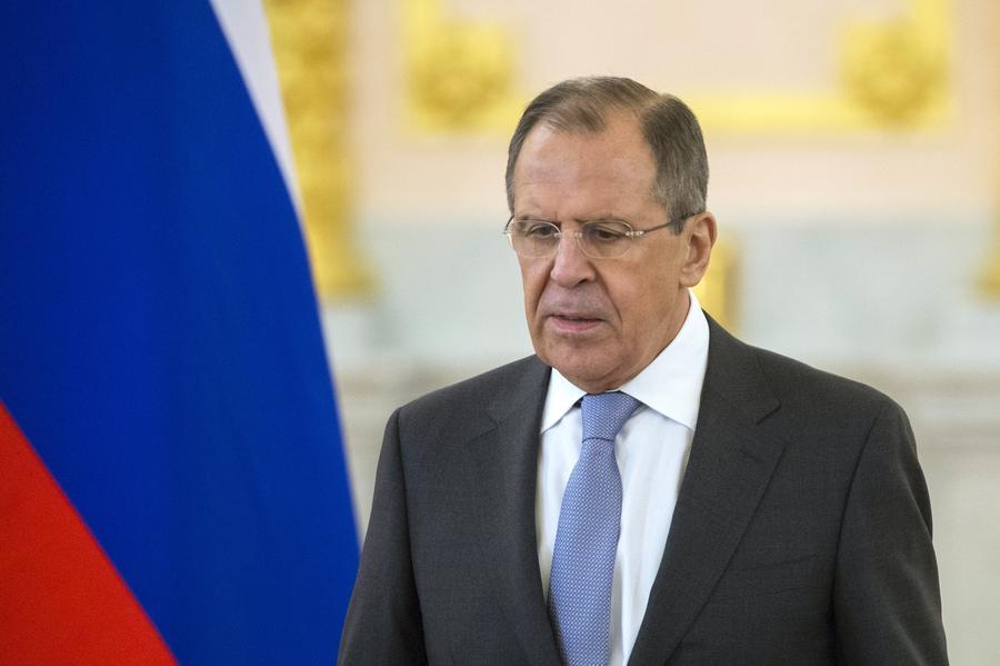 Сергей Лавров провёл переговоры с главой МИД Армении