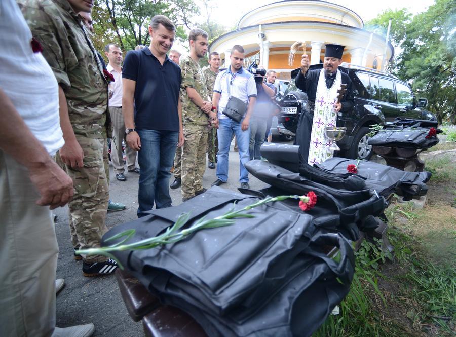 Генпрокуратура Украины обвинила военных в закупке некачественных бронежилетов