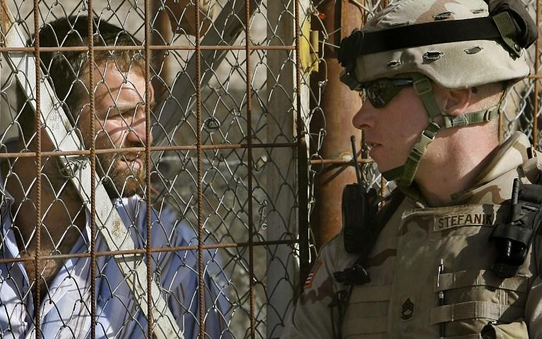 Федеральный суд в США позволил четверым иракцам добиваться компенсации за пытки в тюрьме Абу-Грейб