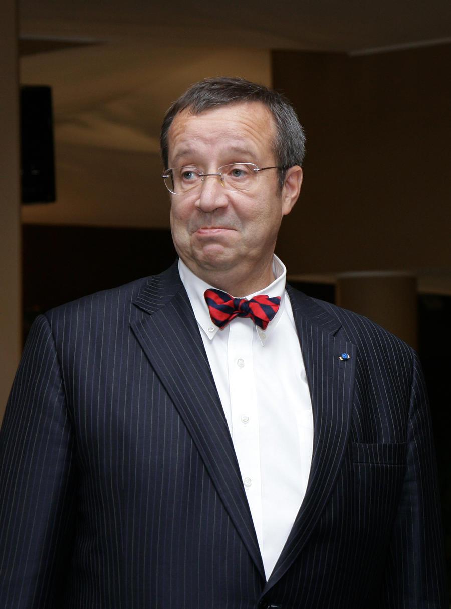 Национальные меньшинства Эстонии обвинили президента страны в нагнетании межэтнической напряжённости