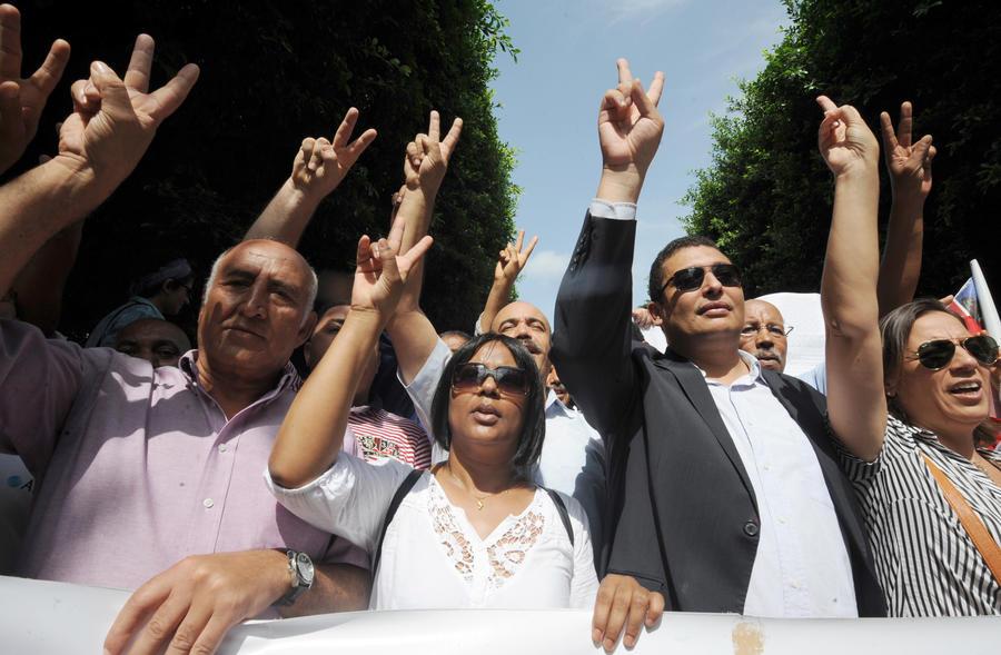 Правительство Туниса готово уйти в отставку