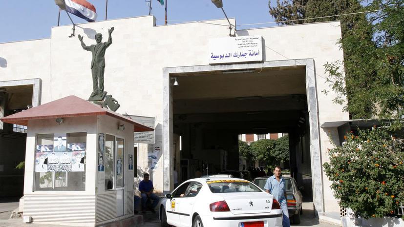 Ирак помогает Башару Асаду воевать с повстанцами