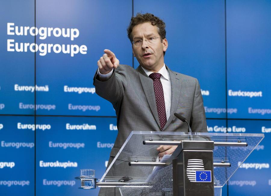 Еврогруппа: Дальнейшие переговоры с Грецией невозможны