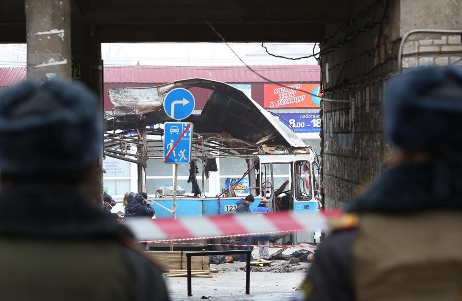 Лидер группы боевиков, предположительно, направивший смертников в Волгоград, уничтожен в Дагестане