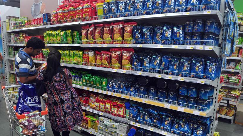 Бороться с ожирением в Индии собираются при помощи цветовой маркировки еды