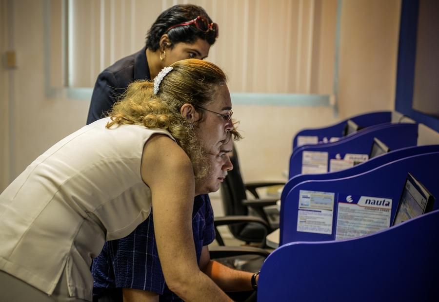 На Кубе появились общественные точки доступа в интернет