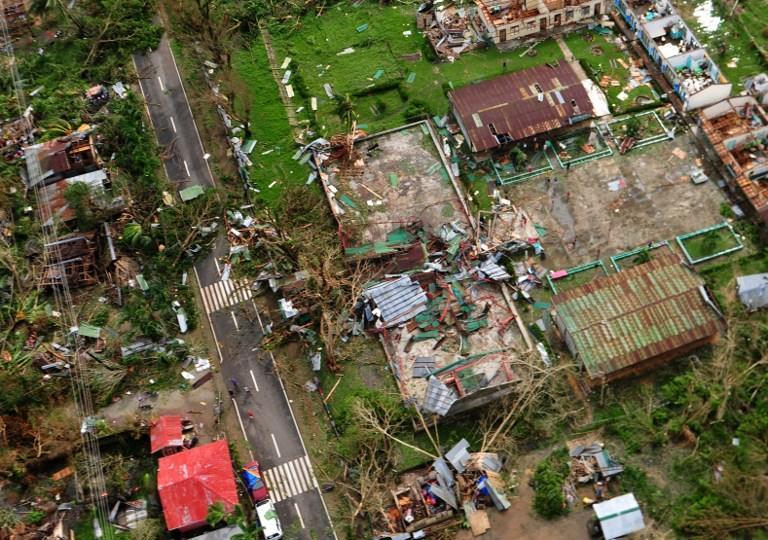 МЧС России поможет властям Филиппин бороться с последствиями тайфуна