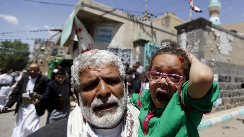 Более 150 человек погибли в Йемене в результате терактов, организованных «Исламским государством»