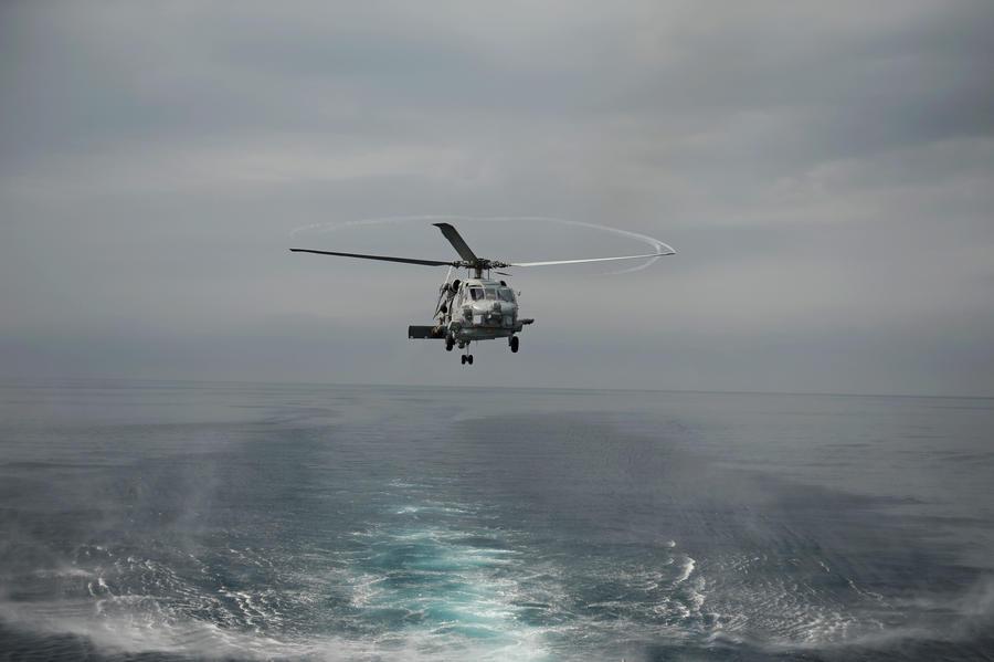 В Северном море потерпел крушение транспортный вертолёт: 2 человека погибли, 1 пропал без вести