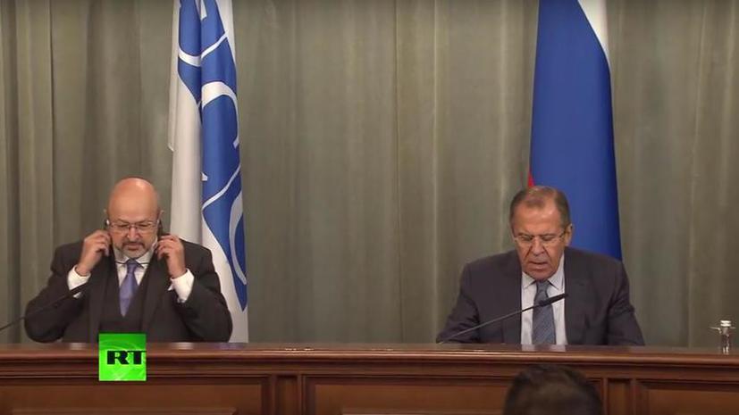 Сергей Лавров: РФ готова сотрудничать с сирийской оппозицией