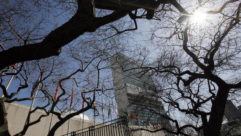Россия внесла ряд поправок в заявление Совбеза ООН, осуждающее правительство Сирии