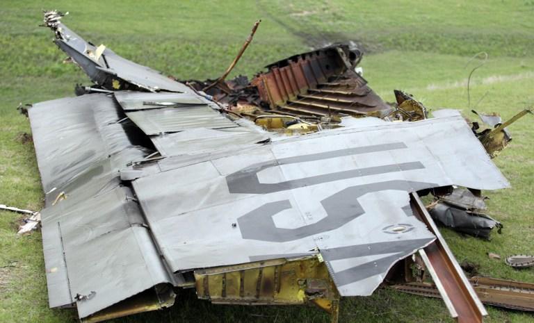 В Киргизии найдены фрагменты тел пилотов разбившегося самолета